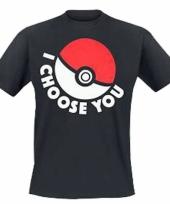 Pokeball t-shirts voor volwassenen trend