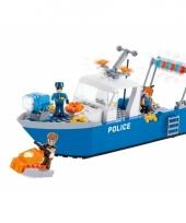 Politie speelgoed boot trend