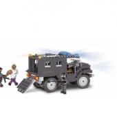 Politie speelgoed swat team bus trend