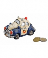Politieauto spaarpot trend