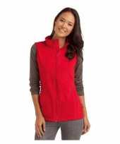 Polyester micro fleece bodywarmer trend