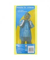 Poncho voor kinderen trend