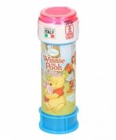 Pooh bellenblaas voor kinderen 1 stuk trend