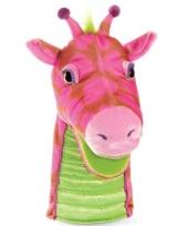Poppenkast pop sprookjes giraffe trend
