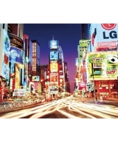 Poster new york times square 61 x 91 5 cm trend