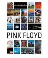 Poster pink floyd 61 x 92 cm wanddecoratie trend