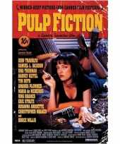 Poster pulp fiction film trend