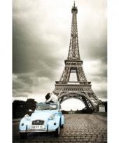 Poster romantiek in parijs 61 x 91 5 cm trend