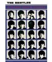 Poster the beatles 61 x 92 cm wanddecoratie trend