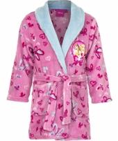 Princess badjas meisjes roze trend