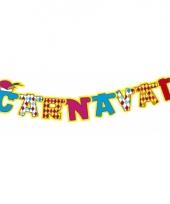 Prins carnaval letterslinger 130 cm trend