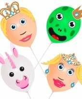 Prins en prinses ballonnen pakket trend