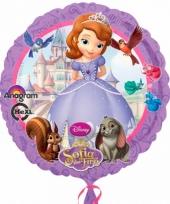 Prinses sofia heliumballon trend
