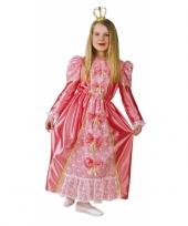 Prinsessen jurk roze kinderen trend