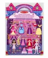 Prinsessen sticker set trend