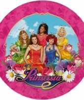 Prinsessia bordjes 23 cm trend