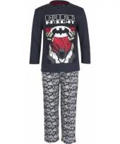 Pyjama batman zwart trend