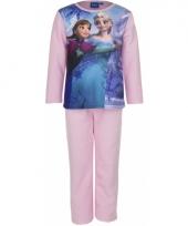 Pyjama frozen lichtroze trend
