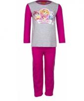 Pyjama paw patrol voor meisjes trend