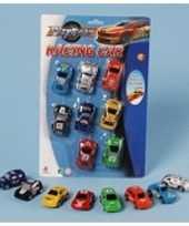 Race autootjes 8 stuks trend