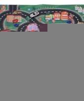Racebaan vloerkleed 70 x 80 cm trend