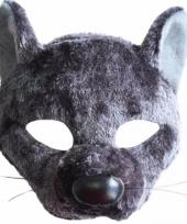 Ratten maskers grijs trend
