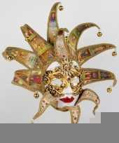 Reale tarot dames masker handgemaakt trend
