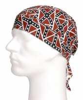 Rebel vlag print bandana trend