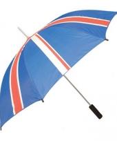 Regen paraplu union jack trend
