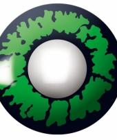 Reptiel feestlenzen groen trend