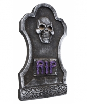 Rest in peace kruis grafsteen 40 cm trend