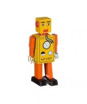 Retro robot 24 cm trend