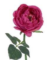 Rode rozen 33 cm trend