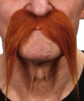 Rode snorren trend