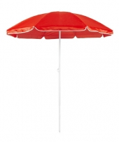 Rode strand parasol trend