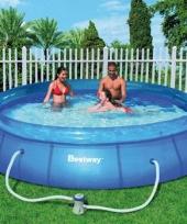 Ronde opblaasbare zwembaden 366 cm trend