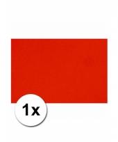 Rood knutselpapier a4 formaat trend
