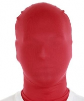 Rood second skin masker trend