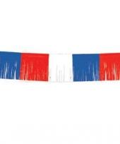 Rood wit blauwe slinger 10 meter trend