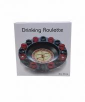 Roulette drinkspelletjes trend