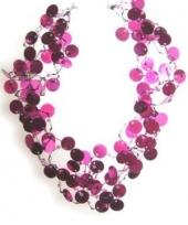 Roze accessoires roze pailletten trend