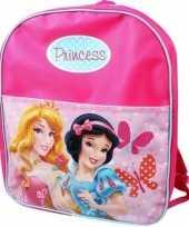 Roze disney princess schooltas voor meisjes trend