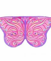 Roze fantasie vlinder vleugels voor kinderen trend
