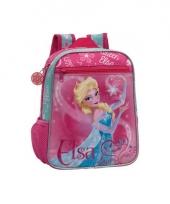 Roze frozen tas 23 cm voor meiden trend