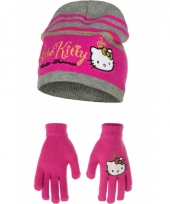 Roze hello kitty winterset trend
