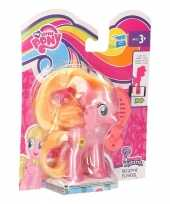 Roze meadow flower my little pony schoenkado pop 8 cm trend