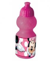 Roze minnie mouse schoolbeker trend