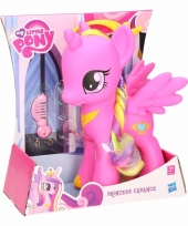Roze my little pony schoenkado pop 20 cm trend