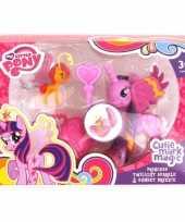 Roze my little pony schoenkado poppetjes trend