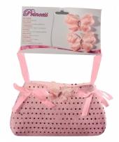 Roze prinsessen tasje trend
